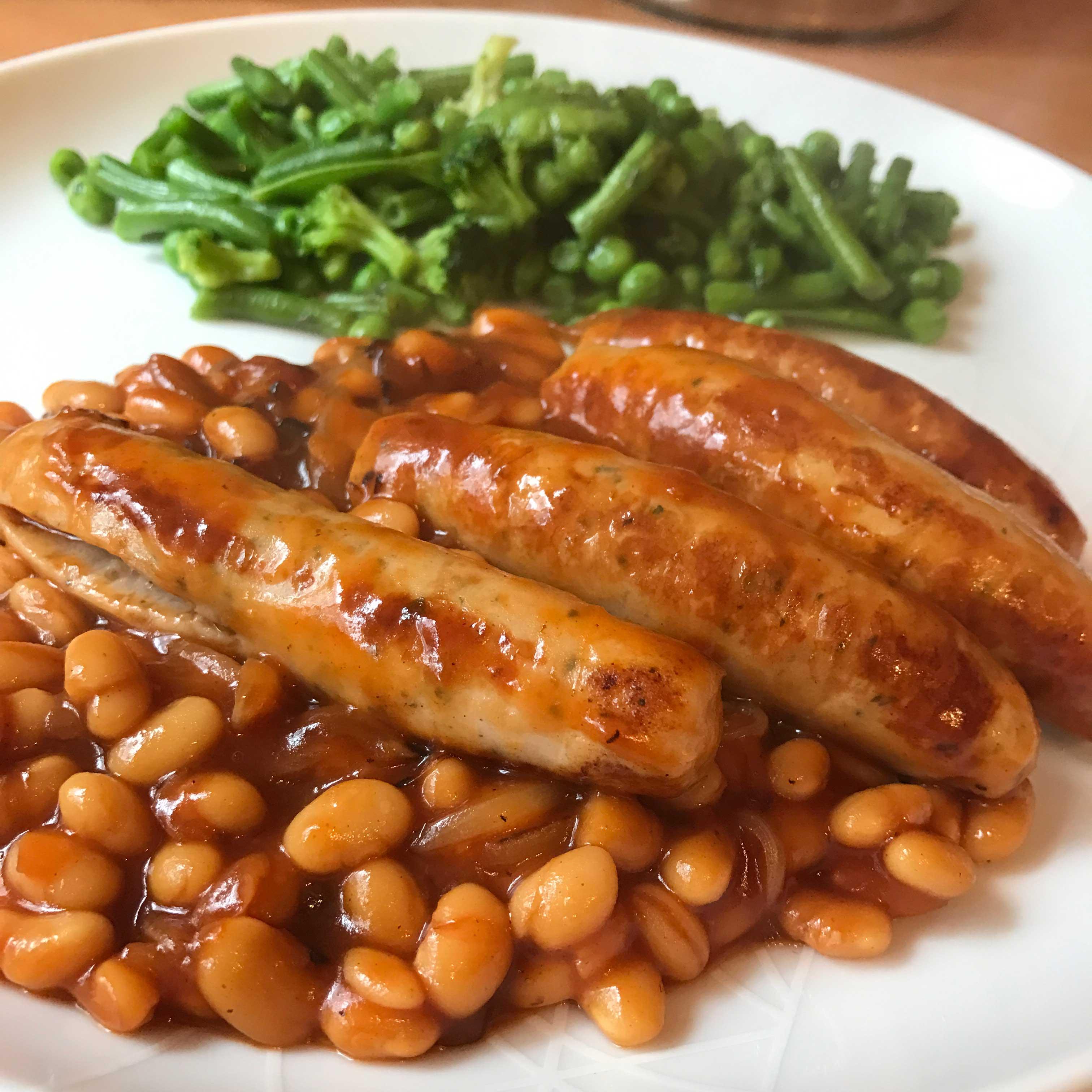 BBQ Bean Hash